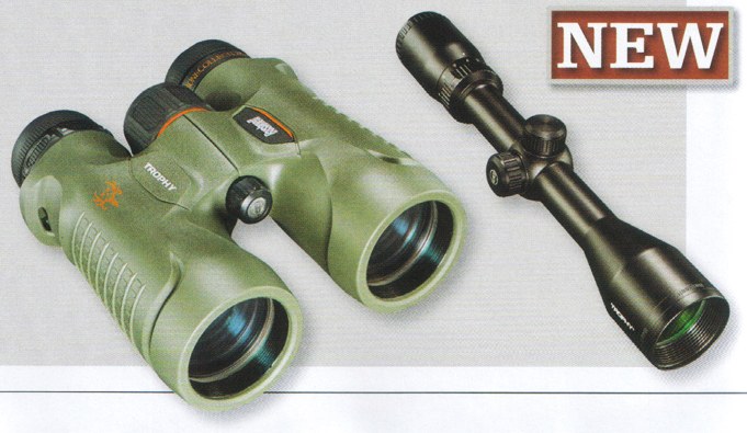 Bushnell New Tropy Series Optics