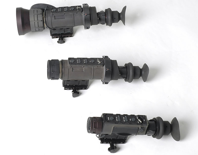 DRS Thermal Weapon Sights AN-PAS-13 Family