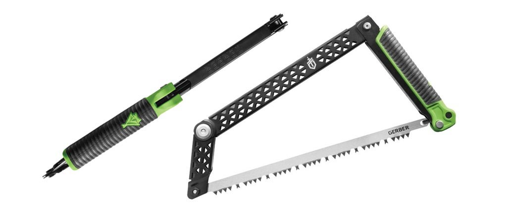 Gerber Freescape Campfire Saw Review