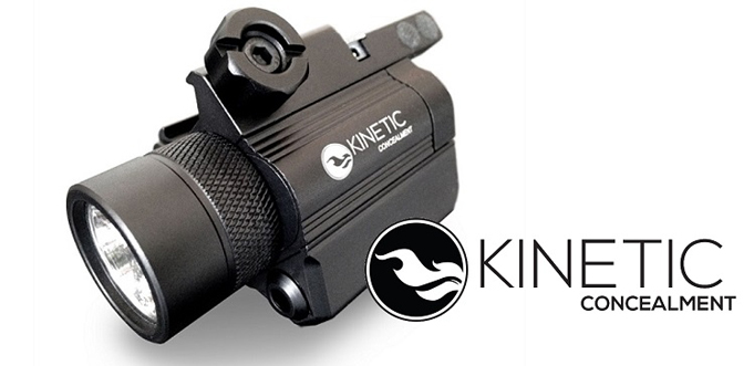 Kinetic Concealment LC-01 Light