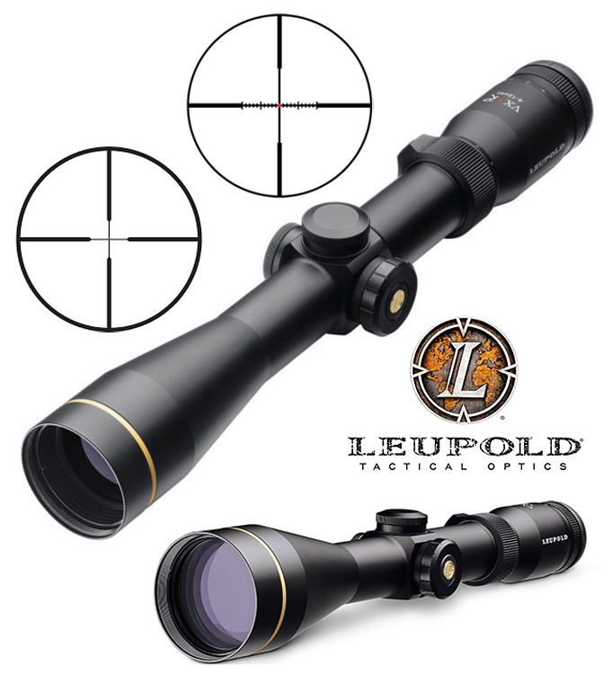 Leupold VX-R 4-12X40mm CDS