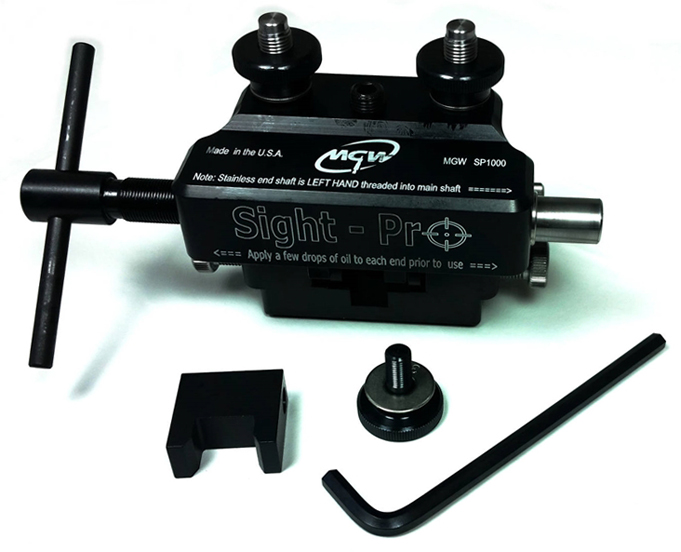 MGWSP1000 MGW Sight Pro Universal Sight Tool for sale