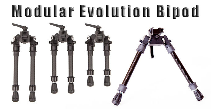 Modular evolution bipod for sale