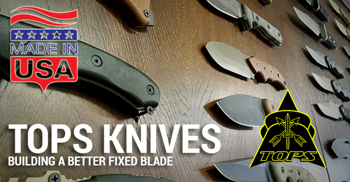 New TOPS Knives for sale online cheap
