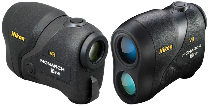 Nikon Monarch 7i VR Laser Rangefinder for sale cheap