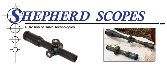 Shepherd scopes for sale