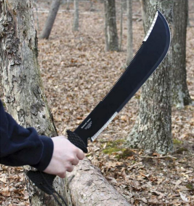 Timberline MSS Machete Survival System