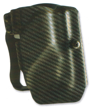 UM Tactical UMH3CR & UMHCL Universal-Holster Paddle Carbon Fiber