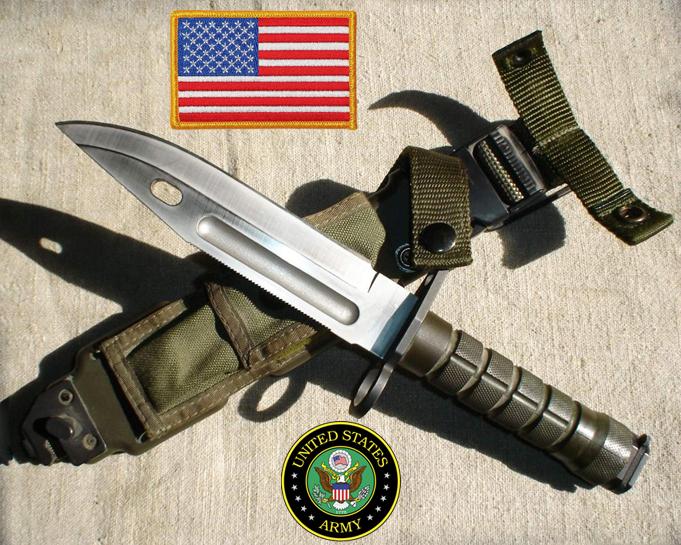 Phrobis Iii M9 The Winning Us Armed Forces Bayonet