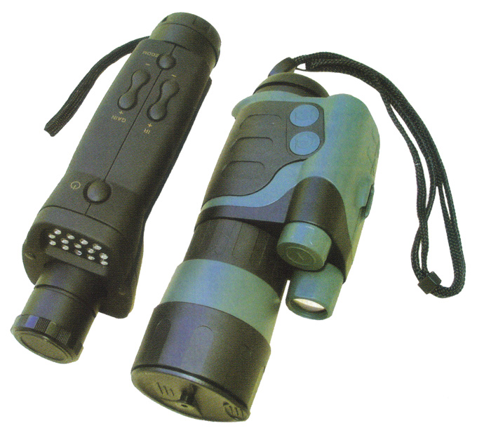 Affordable Night Vision