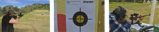 Aimpoint Micro H1 Red Dot Sight