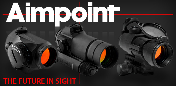 Aimpoint Red Dot Sight Review