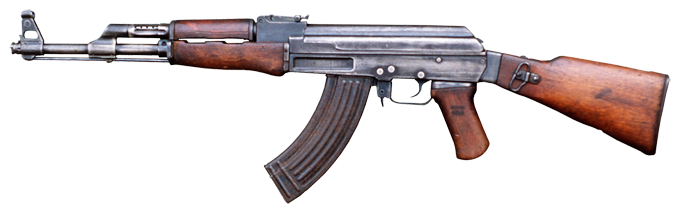 AK 47 Assault Rifle