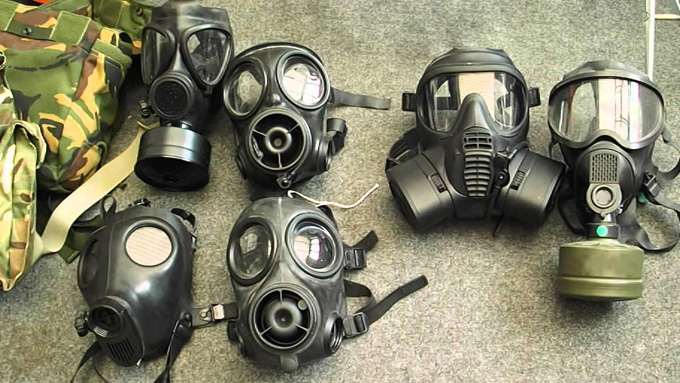 Best Gas Mask
