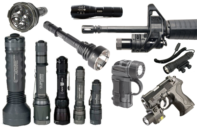 Best tactical rechargeable flashlight reviews buying guide