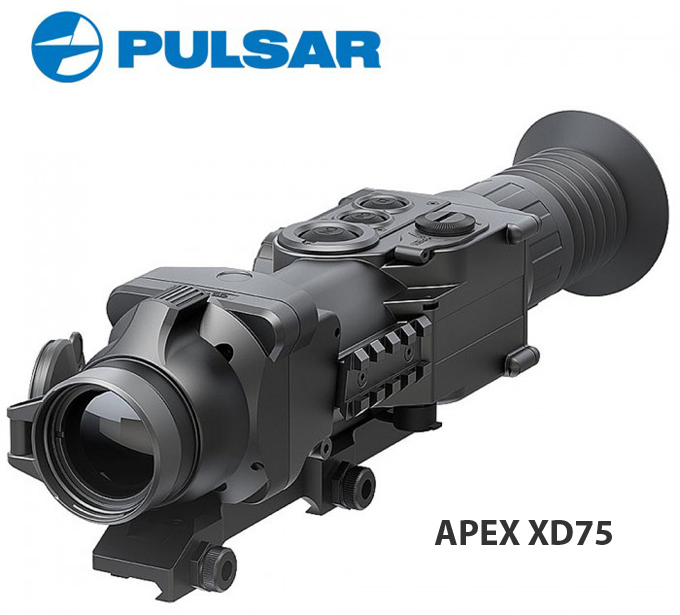 Discount Pulsar Apex XD75 Thermal Scope