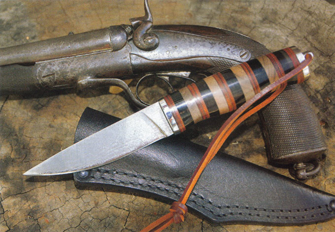 Kizlyar Knives Hunting Knife