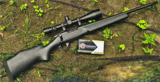 Leupold Mark 4 Scope Review