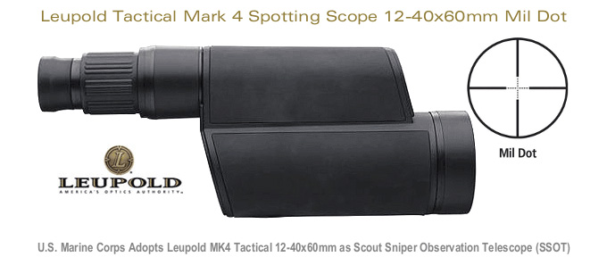 New Leupold Spotting Scopes For Hunters Spotting Scope Reviews