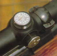 Lynx Rifle Scope Coin Slotted Click Adjustment MOA