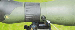 Meopro spotting scope focus ring