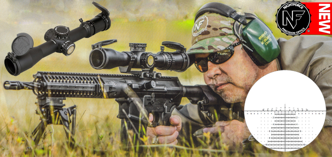 Nightforce atacr tremor3 reticle advanced tactical rifle scope review