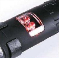 Nightstick dual-switch dual-light LED flashlight review