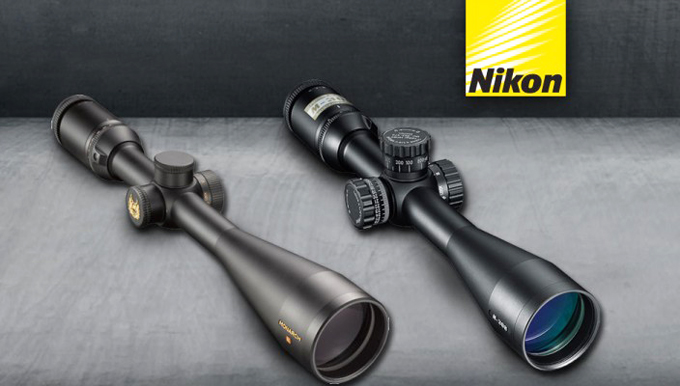 Nikon long range scopes