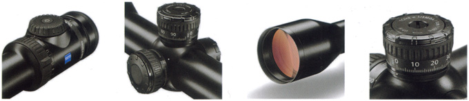Precision Riflescope Optics