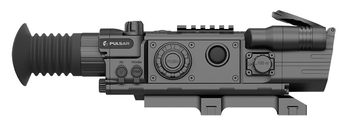 Pulsar Digisight N850 Thermal Scope