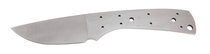Raw knife Blade Steel