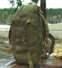 Survival Backapack