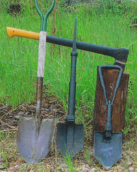 Tactical Tool Survival Shovel