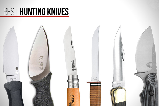 Top 10 New Hunting Knives
