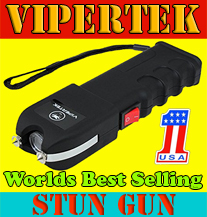 World's best selling stun gun - Vipertek - buy online